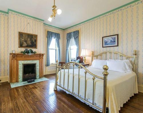Mr. Hancock's Room